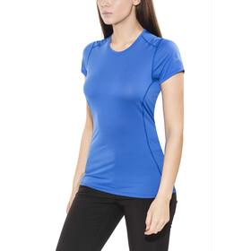 Arc'teryx Phase SL t-shirt Dames blauw